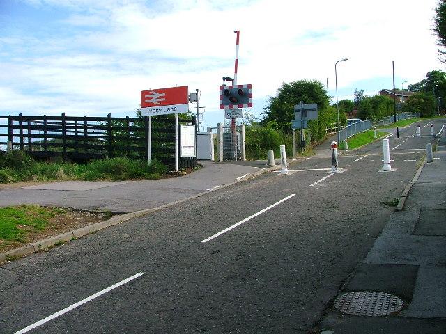 Gypsy Lane Crossing