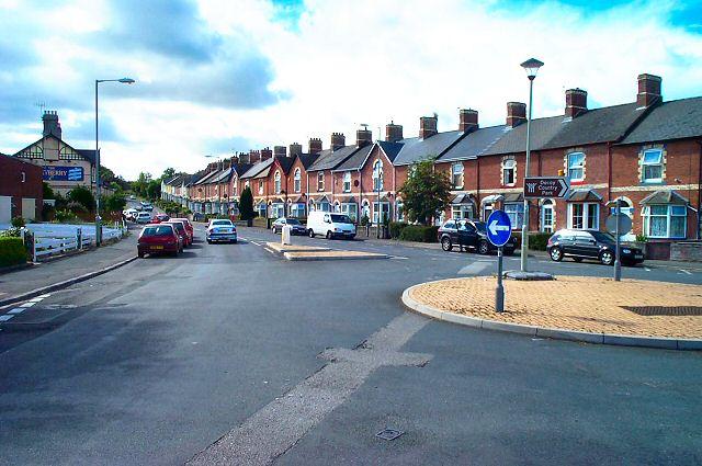 Decoy roundabout - Newton Abbot