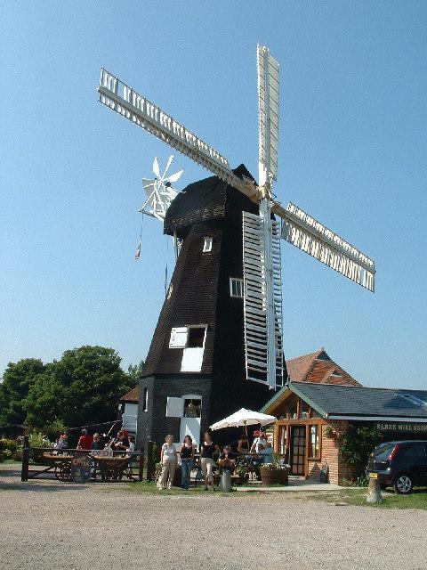 Sarre Mill