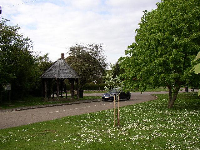 The green at Preston