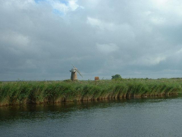 Heigham Holmes Drainage Mill