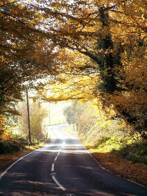 Rye Road, Underhill, B2082.