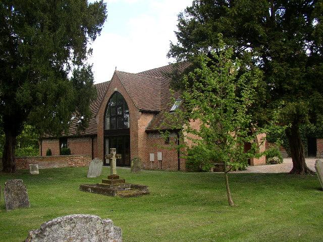 Church Hall, Barton in the Clay