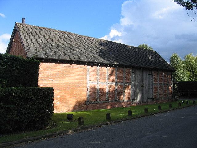 Barn Conversion at Rotten Row