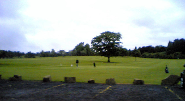 Dundas Castle Golf Course