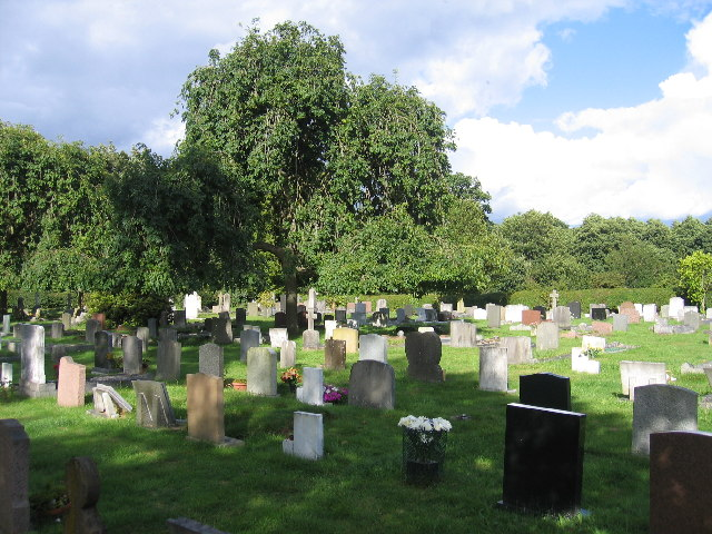 Temple Balsall Cemetery