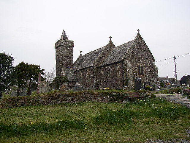 Llansadurnen Church