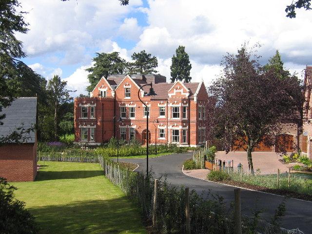 Heronbrook House