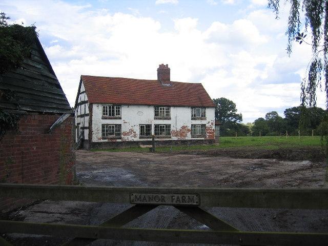 Manor Farm, Chadwick Lane