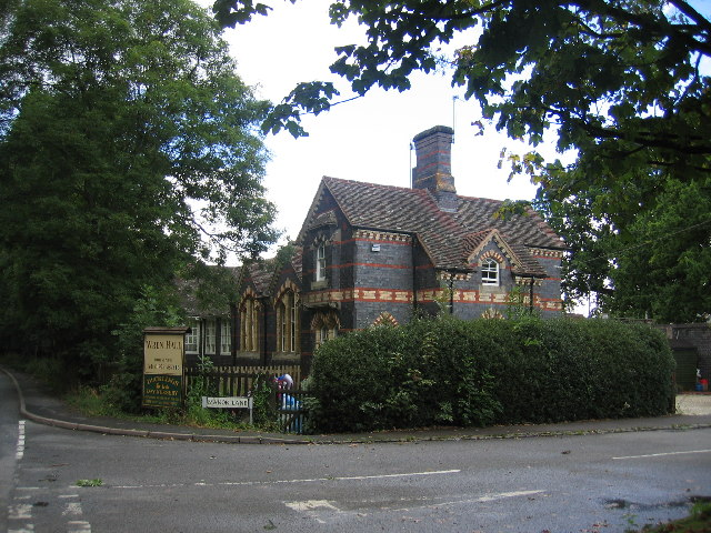 Wren Hall, Wroxall