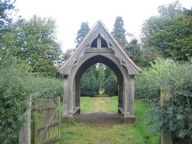 Cemetery, Wroxall