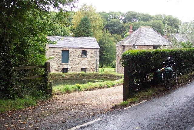 Idless Mill, near Truro