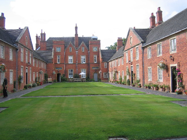 The Court of Lady Katherine Leveson, Temple Balsall