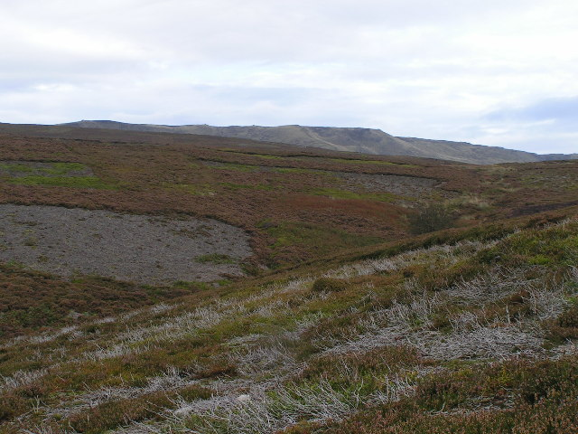 Middle Moor & Sandy Heys