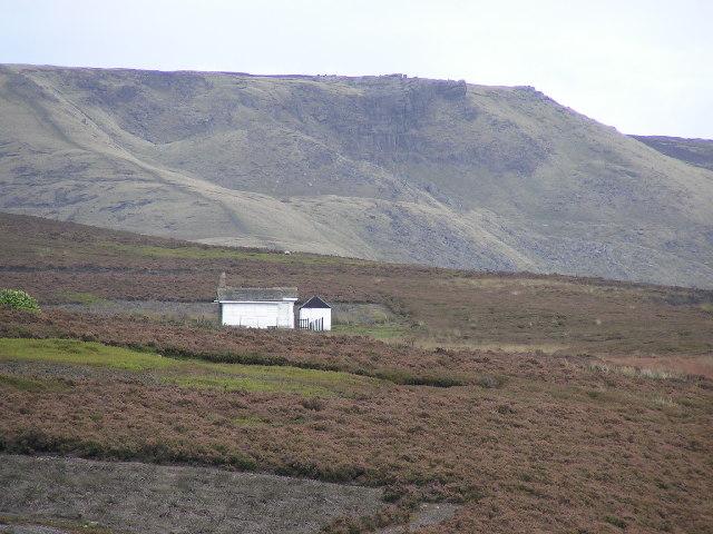 Shooting Cabin, Middle Moor