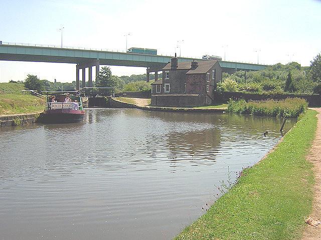 Gathurst Lock