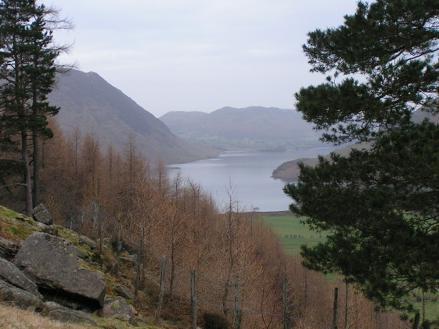 View from Old Burtness