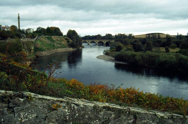 River Tweed, Coldstream