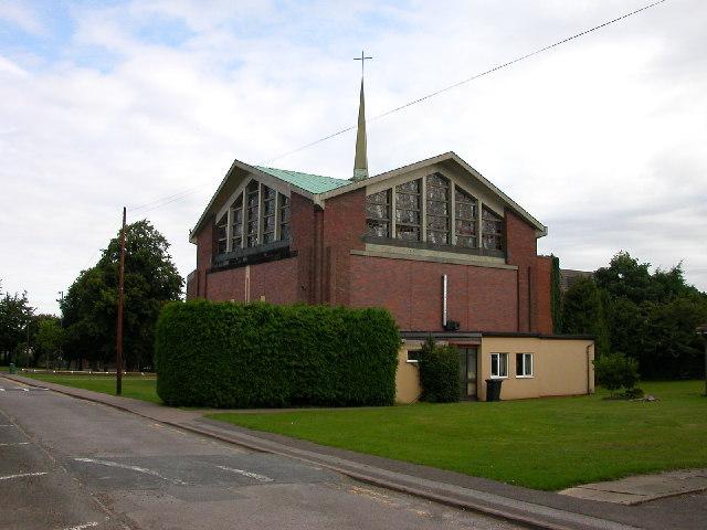 Hillmorton - English Martyrs Church