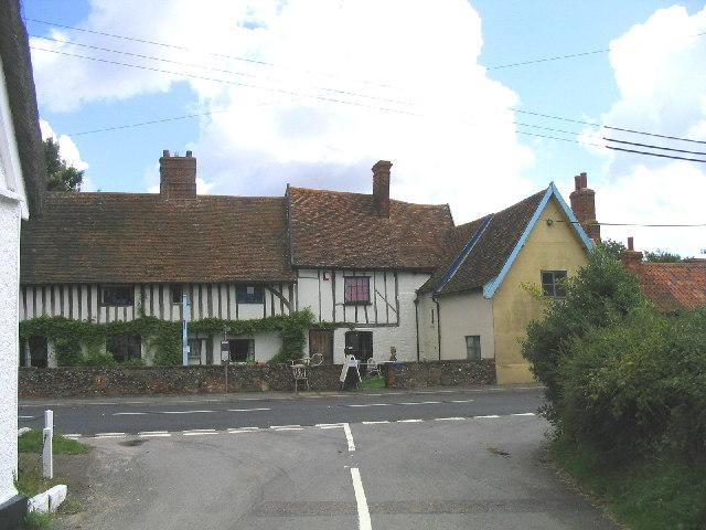 Hacheston, Suffolk