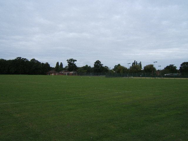 Court Recreation Ground, Epsom