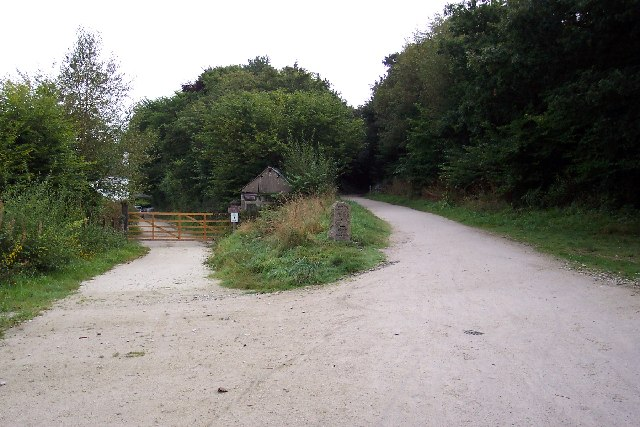 The site of Dunmere Junction
