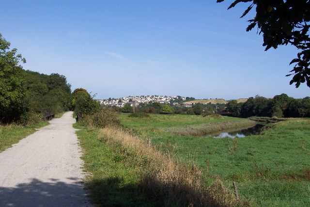 The Camel Trail at Pendavey