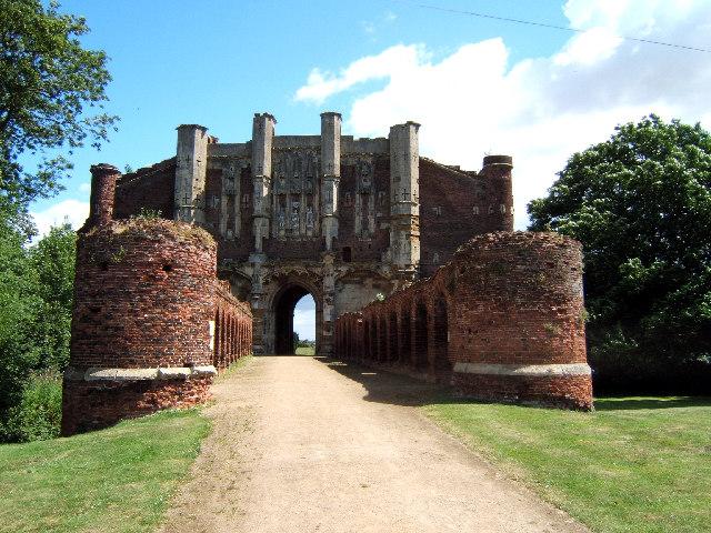 Thornton Abbey - The Gatehouse