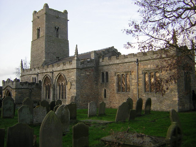 St.Margaret's church, Marton, Lincs.