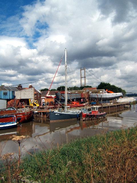 Barton Haven - High Tide
