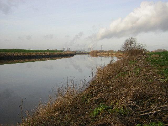 River Trent near Littleborough