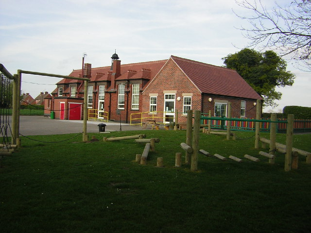 Queen Eleanor Primary School, Station Road, Harby.