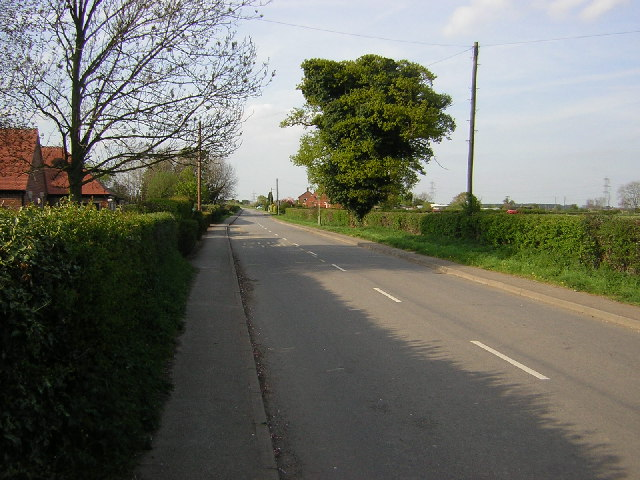 Station Road, Harby