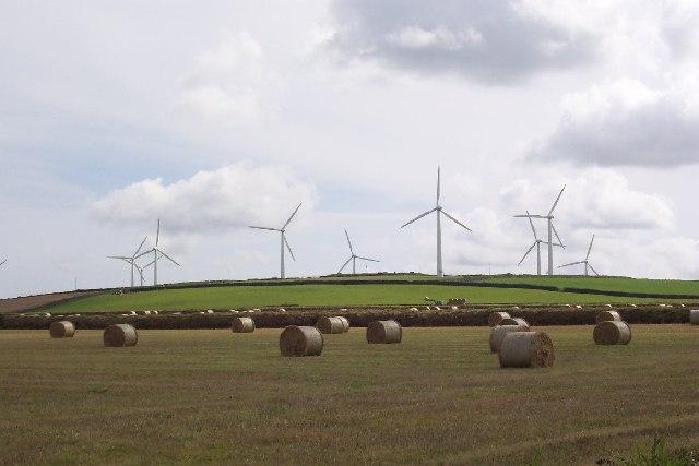 Bear's Down wind farm