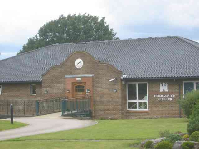 Club House, Berkhamsted Golf Club