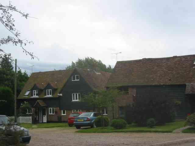 Farm House at Gutteridge Farm  Potten End