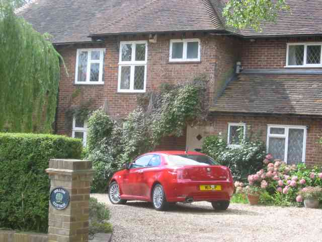 House in Meadway off Ivy House Lane