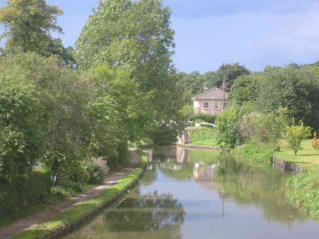 GrandUnion Canal, Bank Mill Lane, Bourne End