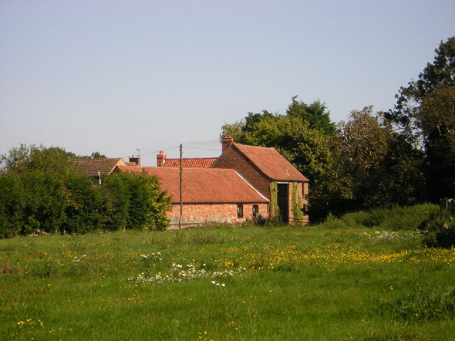 Church barns