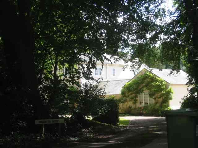 House in Gutteridge Wood  Little Heath