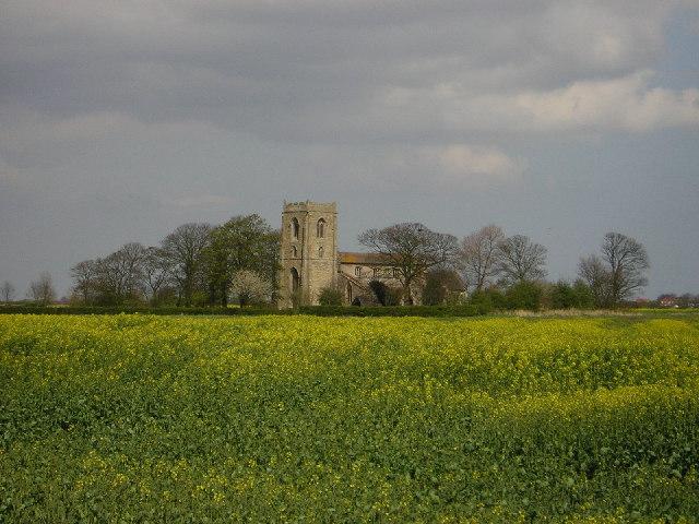St.Botolph's church, Skidbrooke, Lincs.