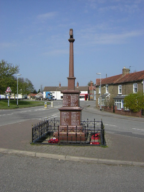 Bardney War Memorial