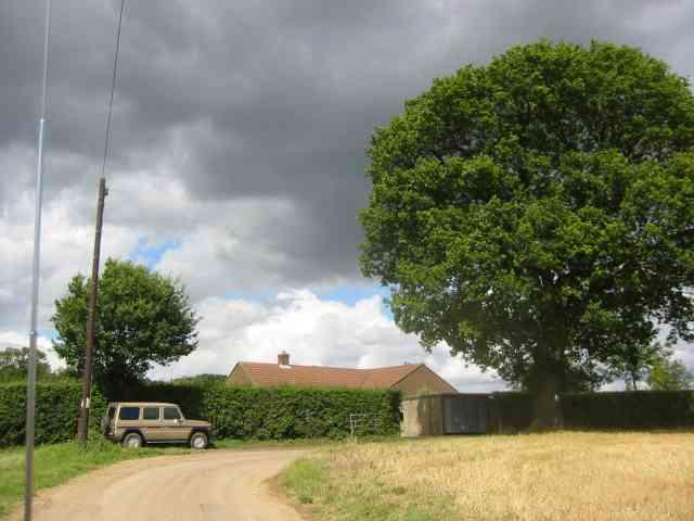 Wood Farm  off Dodds Lane