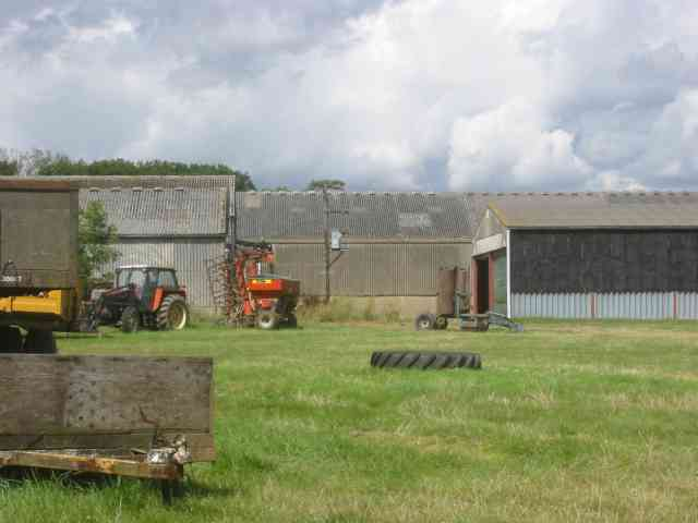 Wood Farm  Machinery