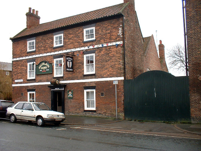 The Nelthorpe Arms, Brigg