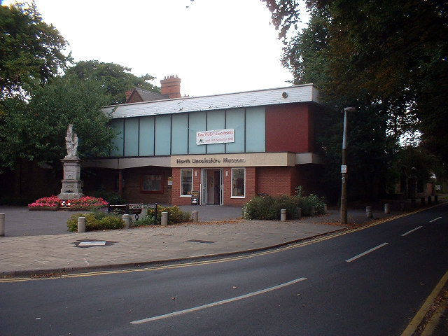 North Lincolnshire Museum, Scunthorpe