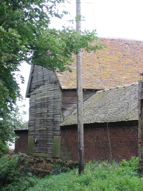 Barn, Whateley Hall Farm