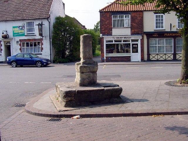 Old Cross, Barrow-Upon-Humber