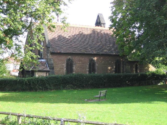 St. Edithas Church, Amington