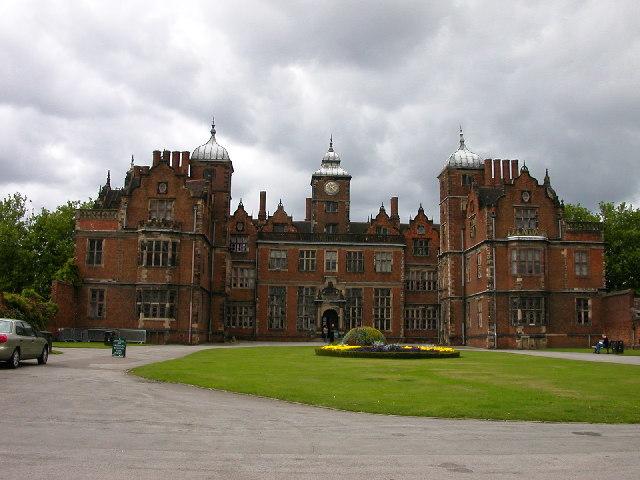Aston - Aston Hall